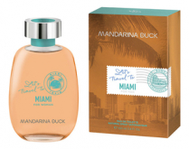 MANDARINA DUCK LET'S TRAVEL TO MIAMI FOR WOMAN 100 МЛ
