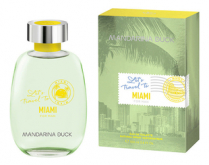 MANDARINA DUCK LET'S TRAVEL TO MIAMI FOR MAN 100 МЛ