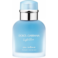 LIGHT BLUE INTENSE POUR HOMME ПАРФЮМЕРНАЯ ВОДА ОБЬЕМ 50МЛ