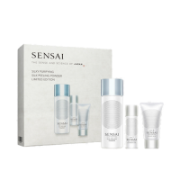 SENSAI SILKY PURIFYING SILK PEELING POWDER LIMITED EDITION